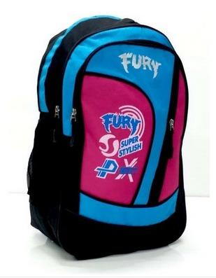 Adjustable Strap Printed School Bag