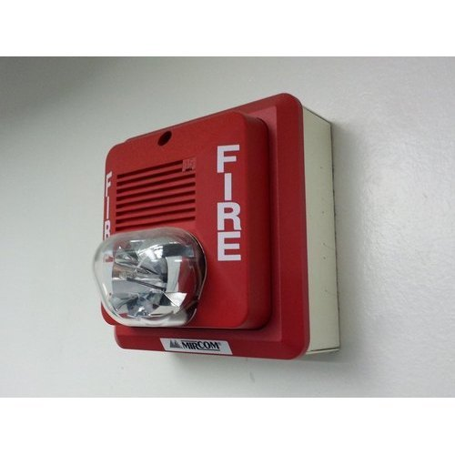 Electric Mircom Fire Alarm
