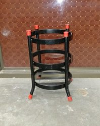 Floor Stand For Fire Extinguishers