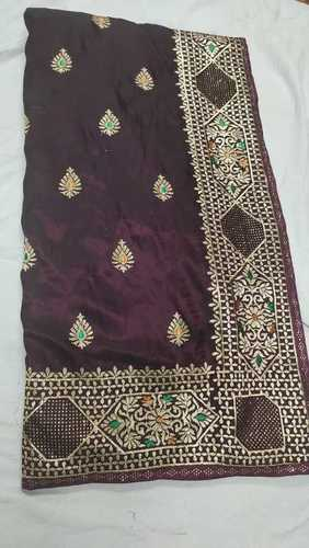 Heavy Silk Bridal Saree