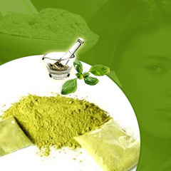 Herbal Green Henna Powder