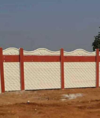 High Strength Precast Compound Wall
