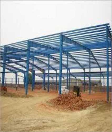 Iron Peb Structure Shed