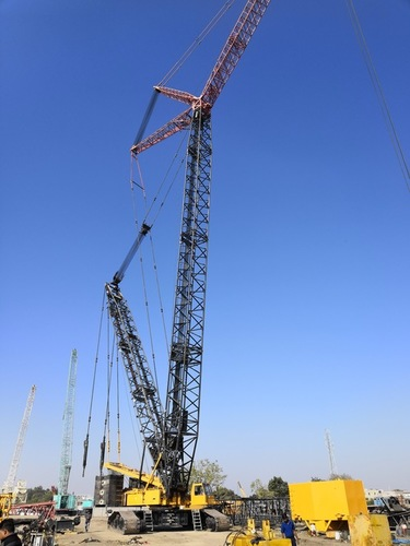 Liebherr Lr 1400 Crawler Crane