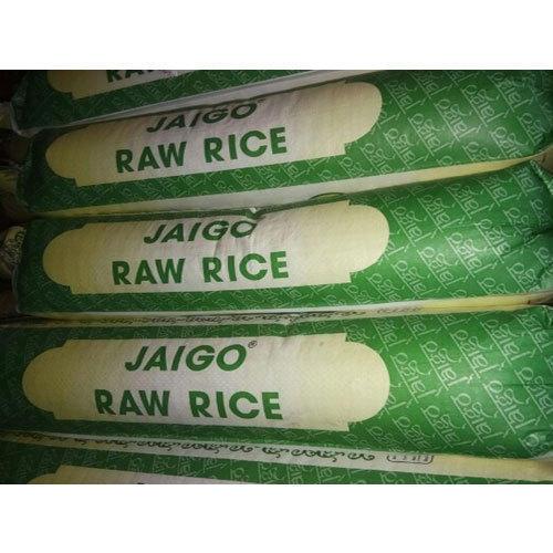 Long Grain Jaigo Raw Rice