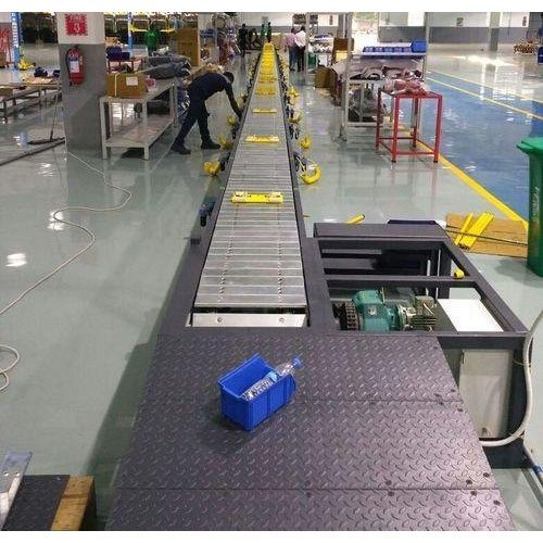 Mild Steel Slat Conveyor