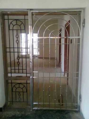 Modern Look Designer Grill Gate for Entrance and Main Entry