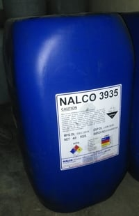 NALCO 3935 Water Chlorine Chemical