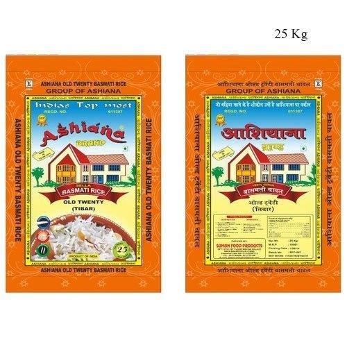 Old Twenty Tibar Sella Basmati Rice