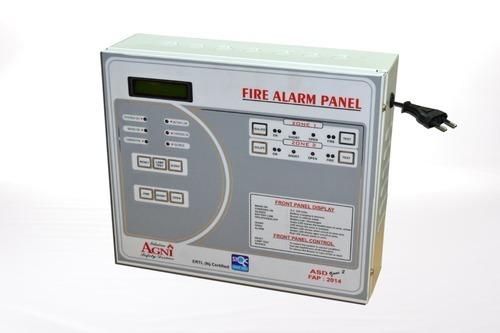 Palex 2 Zone Fire Alarm Panel