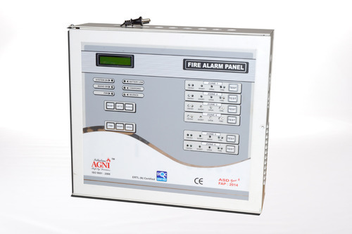 Palex 6 Zone Fire Alarm Panel