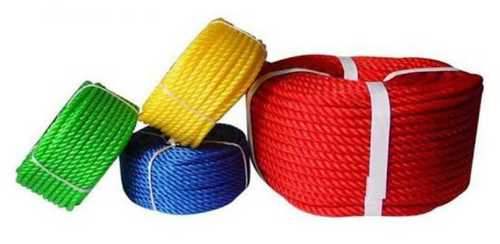 Plain Nylon Plastic Ropes
