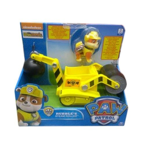 Plastic Paw Patrol Toy