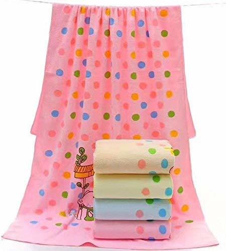 Printed Baby Bath Towel