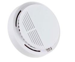 Round Shape Standalone Smoke Detector