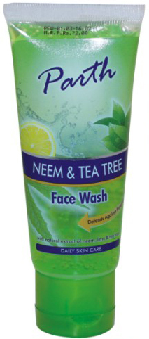 Skin Friendly Parth Face Wash