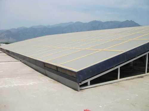 Solar Hot Air Generator