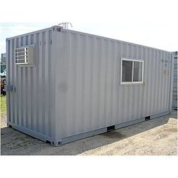 Superior Performance Portable Office Container