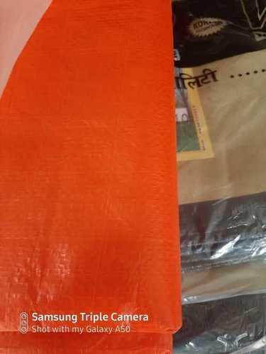 Weatherproof Plain Plastic Tarpaulin