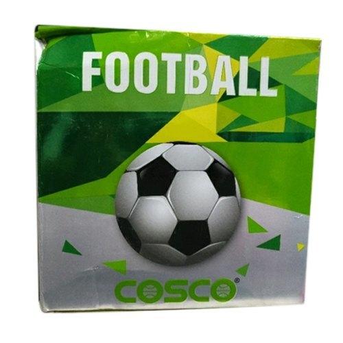 White And Black Cosco Football