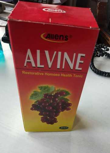 Alvine Syrup For Indigestion