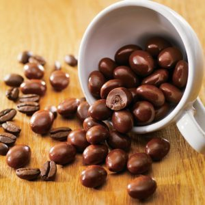 Brown Color Coffee Bean