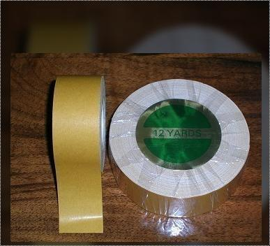 Brown Tape Rolls For Hair