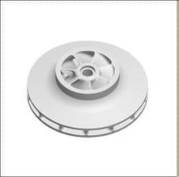Close Type Industrial Pumps Casting Impellers