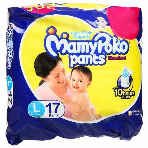 Comfortable Baby Pampers Diapers