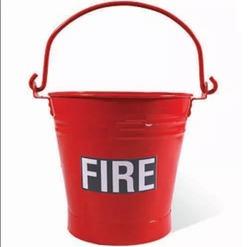 Commercial Steel Fire Buckets