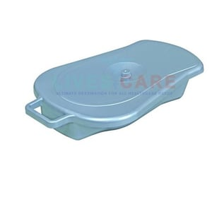 Easy To Clean Plastic Bed Pan