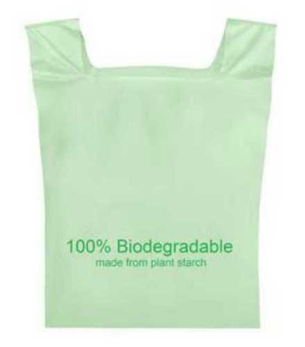 Eco Friendly Biodegradable Carry Bags, Sizes 1-5 Kg