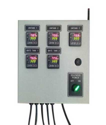 Electric Temperature Control Panel
