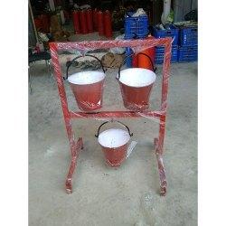 Gi Round Fire Buckets