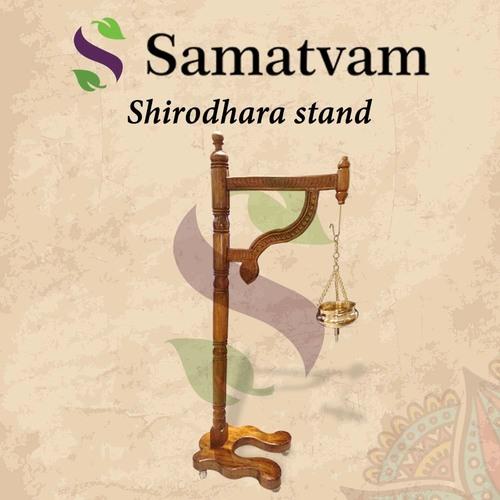 Hand Crafted Shirodhara Stand