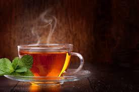 Healthy To Drink Herbal Lemon Tea