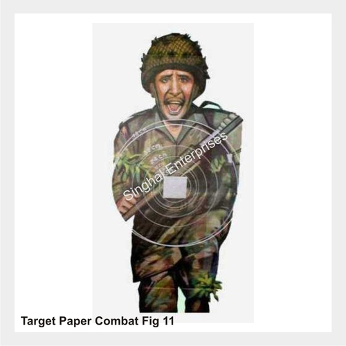 High Strength Target Paper (Fig 11)