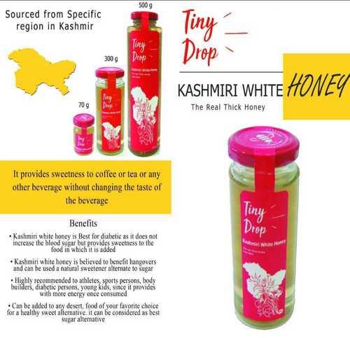 Homely Food Kashmiri White Honey