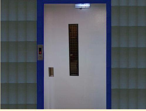 MS Powder Coated Swing Door