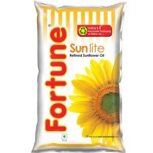 Nutritious Organic Sunflower Oil