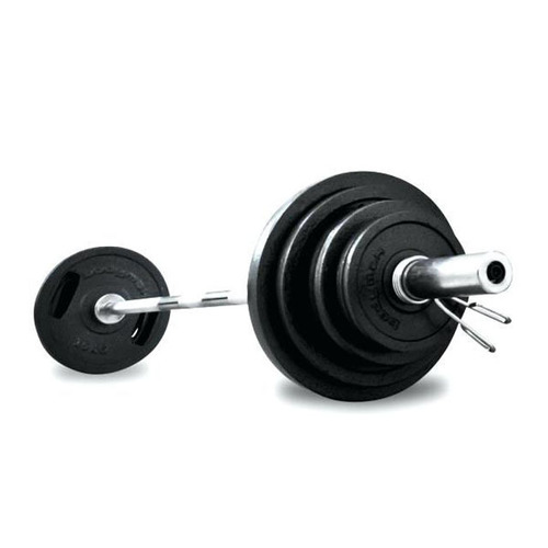 Olympic Barbell Set - Black
