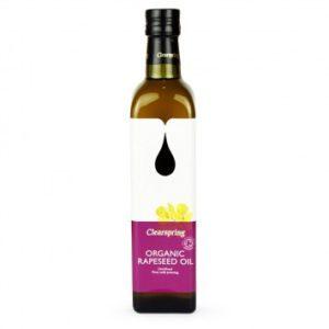 Organic Natural Rapeseed Oil