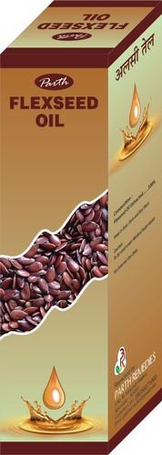 Parth Ayurvedic Flexseed Oil