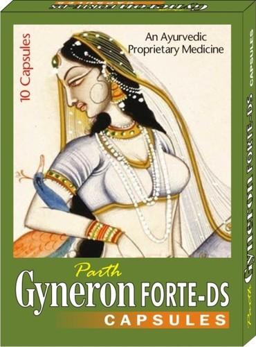 Parth Gyneron Forte DS Capsules