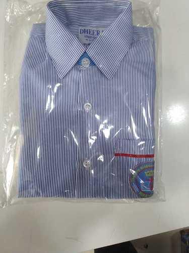 Plain Pattern School Uniforms for Students
