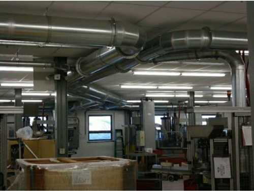 Pre Fabricated Air Duct for Ventilation