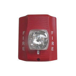 Red Fire Alarm Hooter