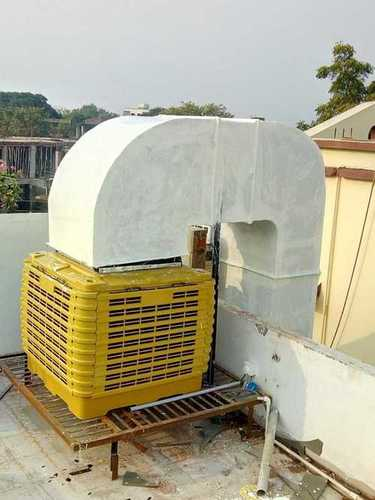 Residential Duct Air Cooler for Ventilation, Voltage: 440V