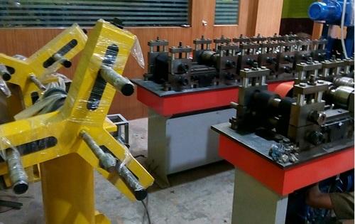Rolling Shutter Slate Machine