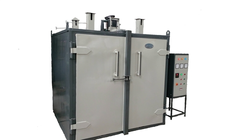 Sturdy Design Industrial Tunnel Oven